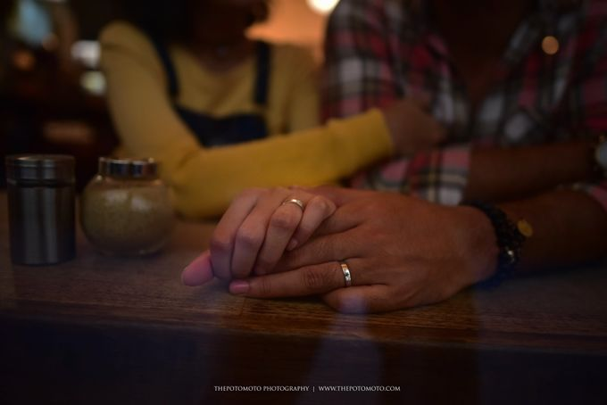 Neshia & Agra Melbourne Prewedding Day II by Thepotomoto Photography - 012