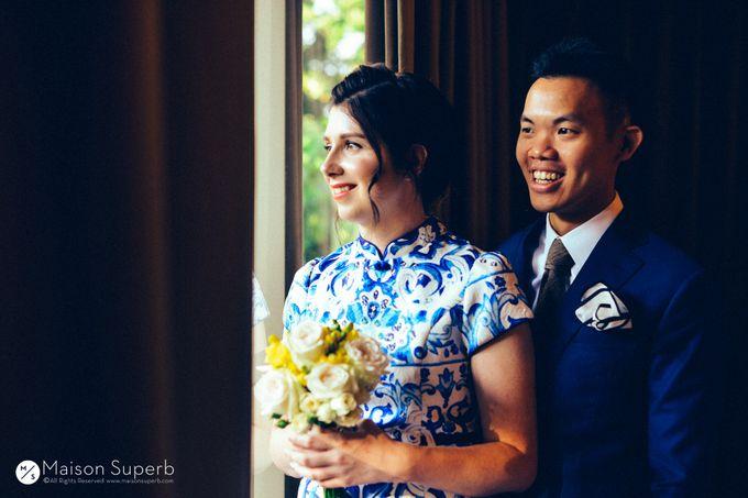 Wedding Under the Stars by Byben Studio Singapore - 004