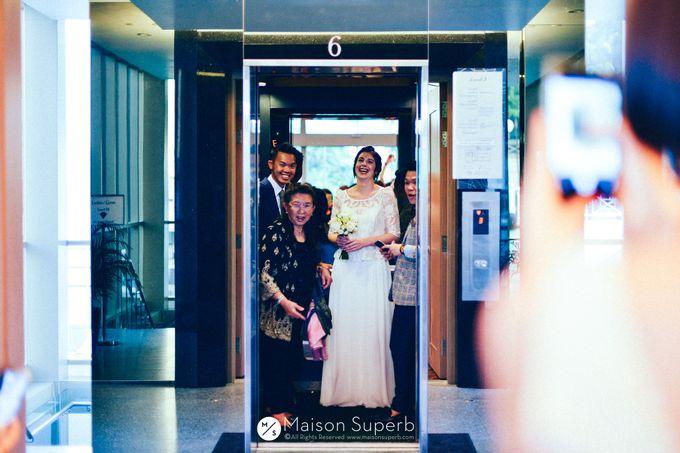 Wedding Under the Stars by Byben Studio Singapore - 002