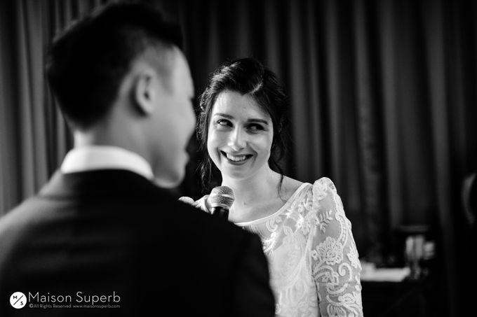 Wedding Under the Stars by Byben Studio Singapore - 007