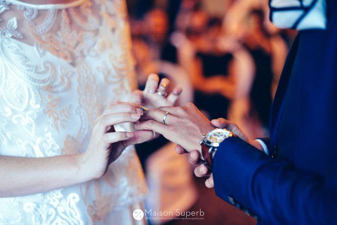 Wedding Under the Stars by Byben Studio Singapore - 012