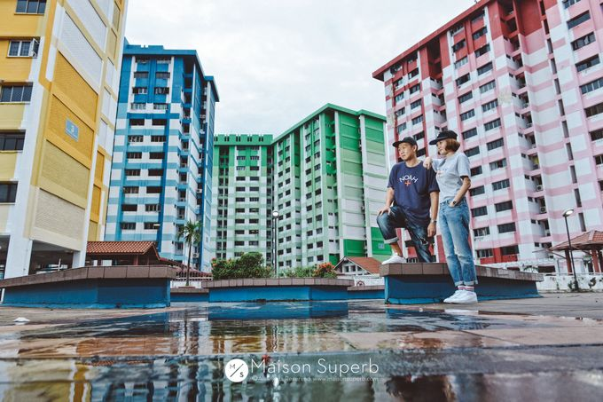 Lewis & Adeline Hype Photoshoot by Byben Studio Singapore - 007