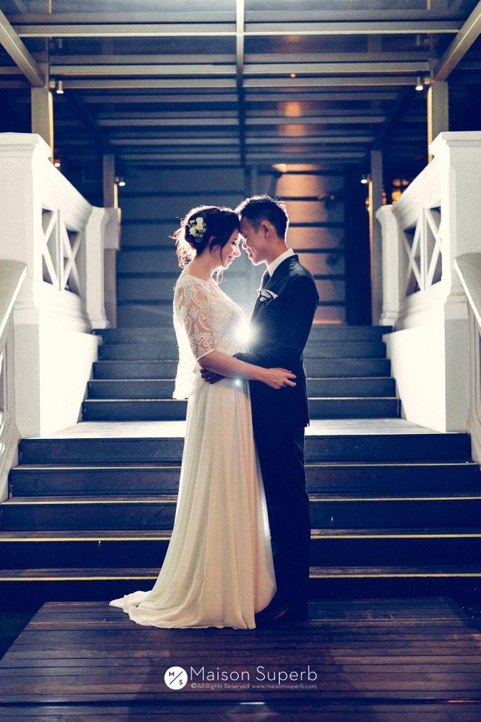 Wedding Under the Stars by Byben Studio Singapore - 020