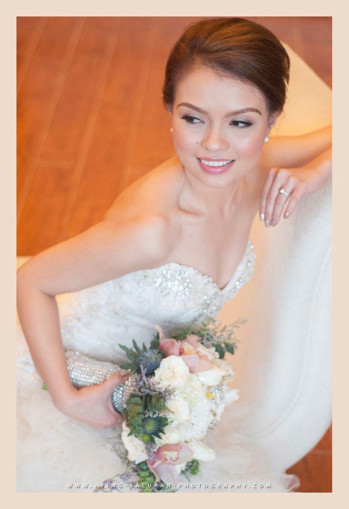 BRIDAL PORTRAITS by Aying Salupan Designs & Photography - 017