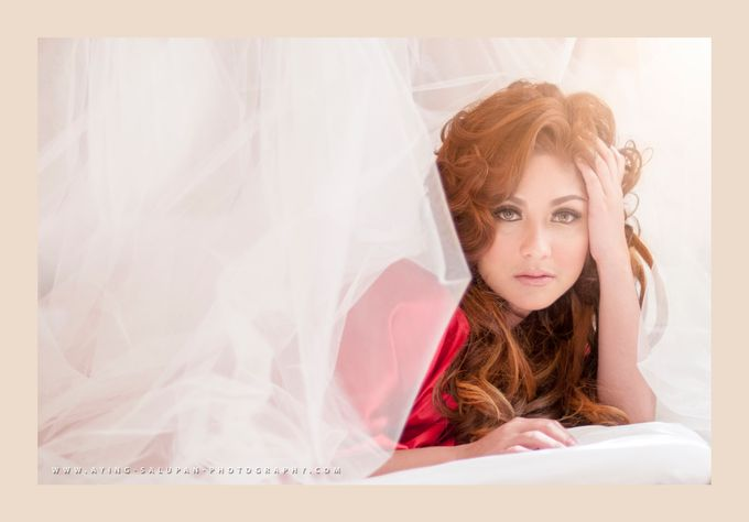BRIDAL PORTRAITS by Aying Salupan Designs & Photography - 018
