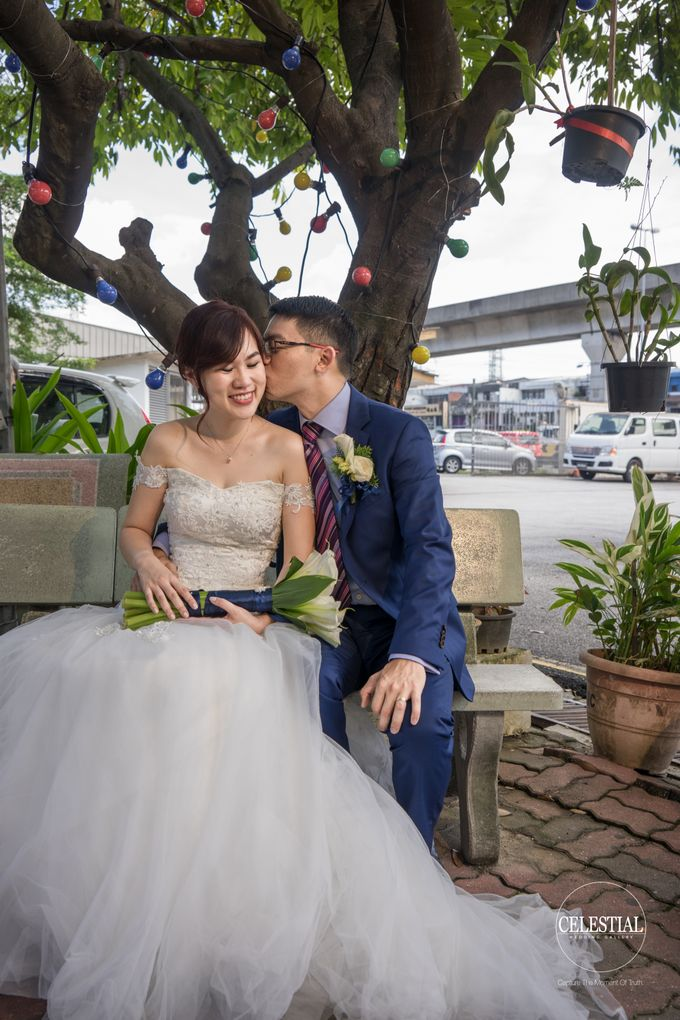 Wedding - Michelle & Louis by Celestial Gallery - 011