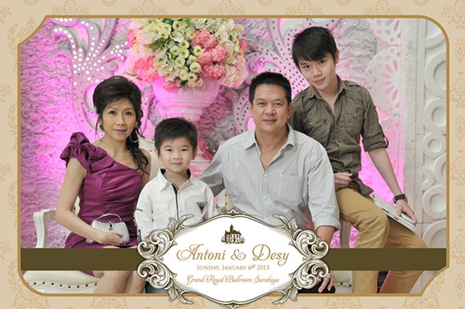 The Wedding of Antoni & Desy by After 5 Photobooth - 004