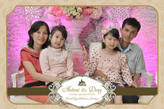 The Wedding of Antoni & Desy by After 5 Photobooth - 005
