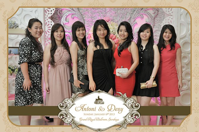 The Wedding of Antoni & Desy by After 5 Photobooth - 006