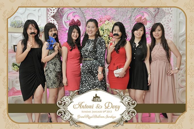 The Wedding of Antoni & Desy by After 5 Photobooth - 007