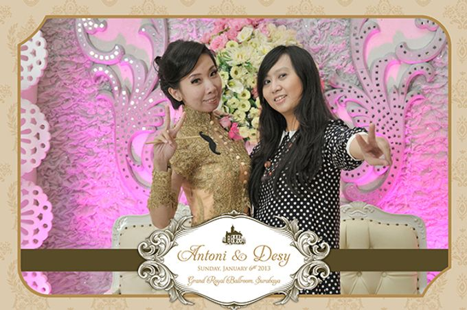 The Wedding of Antoni & Desy by After 5 Photobooth - 008