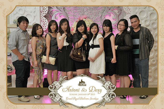 The Wedding of Antoni & Desy by After 5 Photobooth - 009