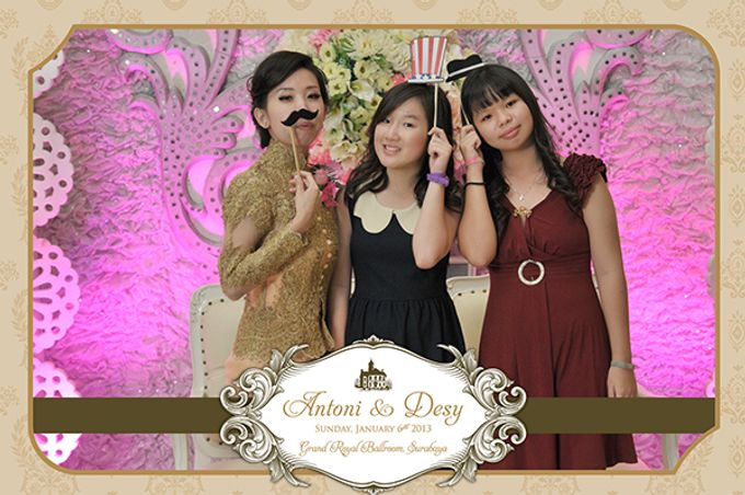 The Wedding of Antoni & Desy by After 5 Photobooth - 010