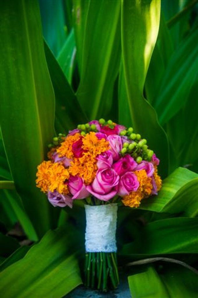 kayumanis nusa dua-beach wedding-fuschia theme by Kayumanis Private Villa and Spa - 008