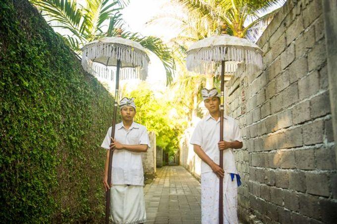 kayumanis nusa dua-beach wedding-fuschia theme by Kayumanis Private Villa and Spa - 012