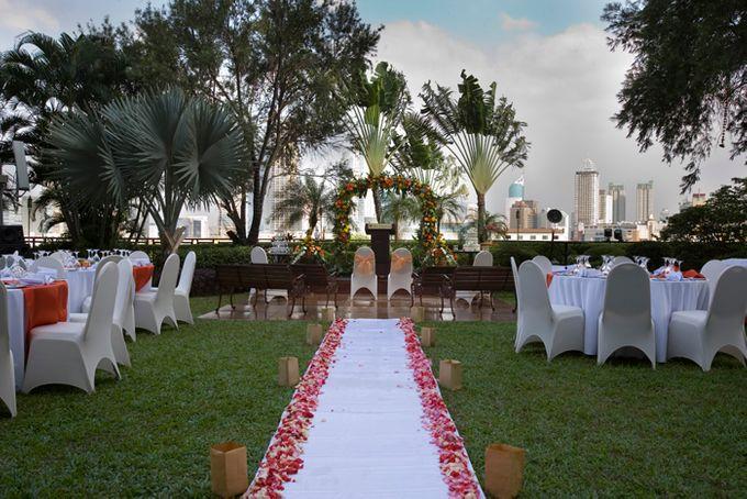 Sky Garden by Millennium Hotel Sirih Jakarta - 007