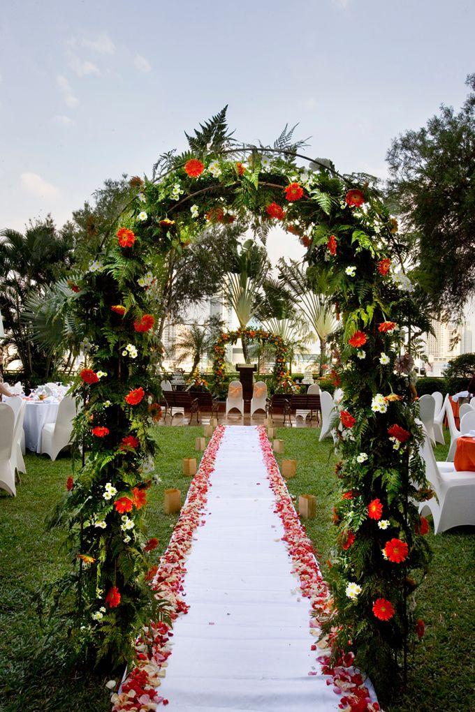 Sky Garden by Millennium Hotel Sirih Jakarta - 008
