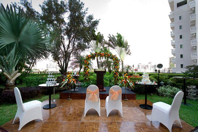 Sky Garden by Millennium Hotel Sirih Jakarta - 001