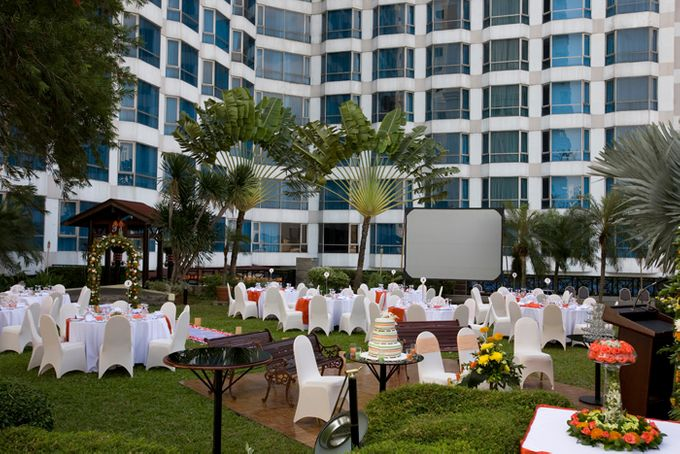 Sky Garden by Millennium Hotel Sirih Jakarta - 003