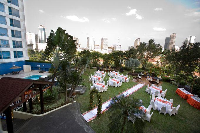 Sky Garden by Millennium Hotel Sirih Jakarta - 004