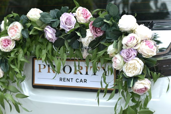 Wedding Car By Priority Rent Car by Priority Rent car - 007