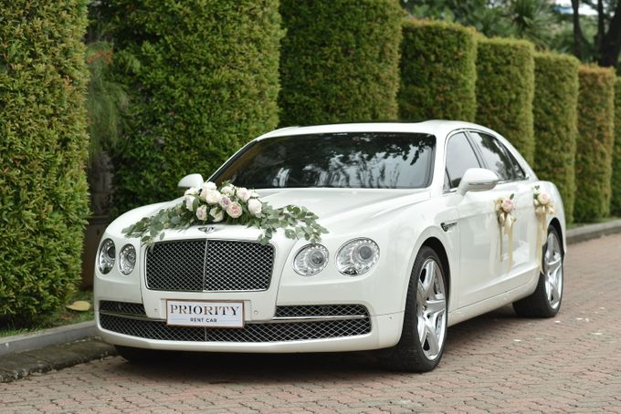 Wedding Car By Priority Rent Car by Priority Rent car - 002