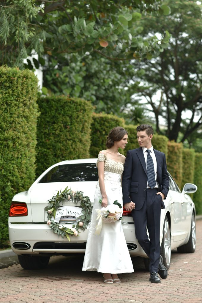 Wedding Car By Priority Rent Car by Priority Rent car - 003