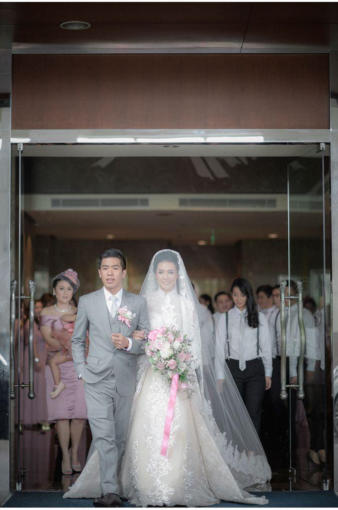 Myco & Rica Wedding by Reynard Karman Photography - 021