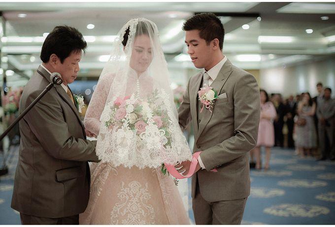 Myco & Rica Wedding by Reynard Karman Photography - 026