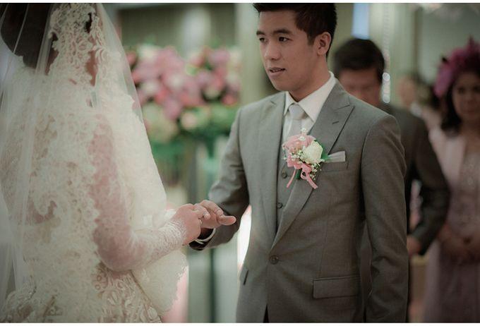 Myco & Rica Wedding by Reynard Karman Photography - 032
