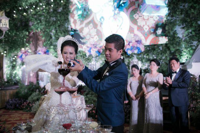 Myco & Rica Wedding by Reynard Karman Photography - 042