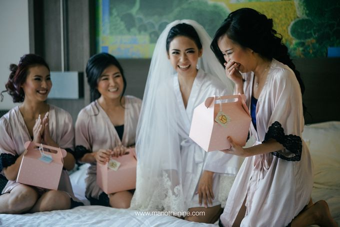 The wedding of Putri & Denny by Mario The Nine - 003