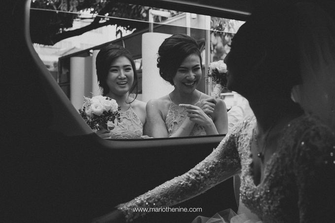 The wedding of Putri & Denny by Mario The Nine - 014