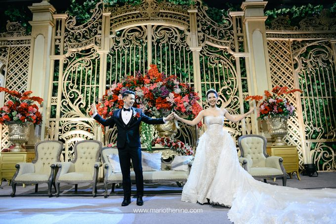 The wedding of Putri & Denny by Mario The Nine - 015