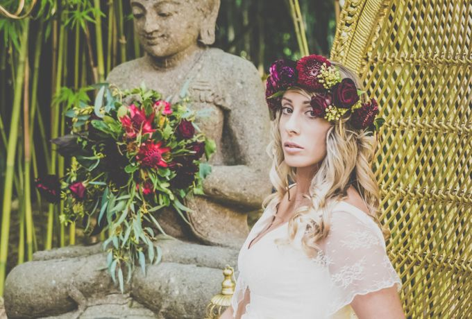 Bohemian Luxe by Niki D Photography - 007