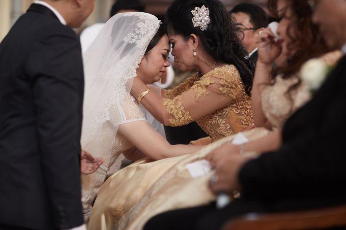 Max & Elvina Wedding - Holy Matrimony by Richard Costume Design - 021