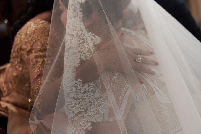 Max & Elvina Wedding - Holy Matrimony by Richard Costume Design - 022