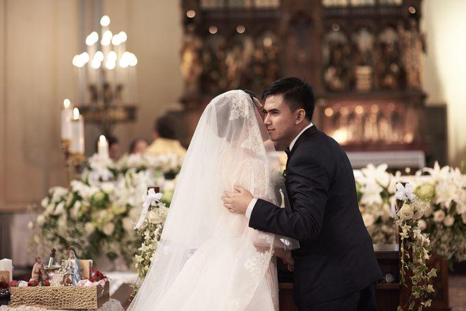 Max & Elvina Wedding - Holy Matrimony by Richard Costume Design - 023
