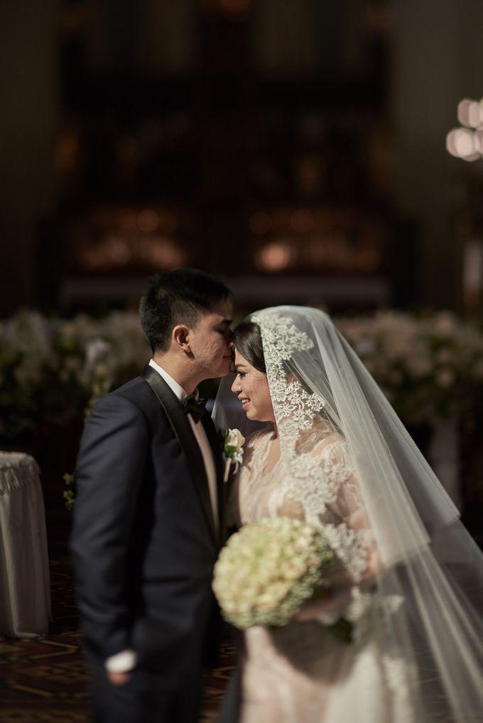 Max & Elvina Wedding - Holy Matrimony by Richard Costume Design - 024