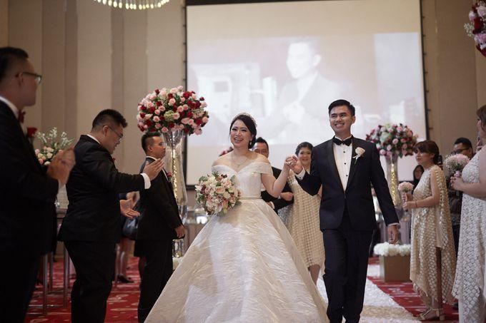 Max & Elvina Wedding - Holy Matrimony by Richard Costume Design - 025