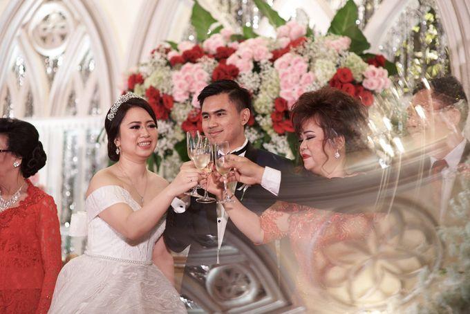 Max & Elvina Wedding - Holy Matrimony by Richard Costume Design - 029