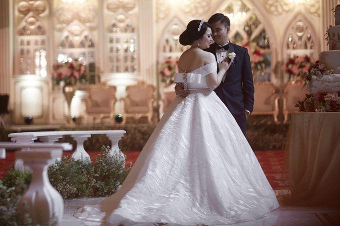 Max & Elvina Wedding - Holy Matrimony by Richard Costume Design - 030