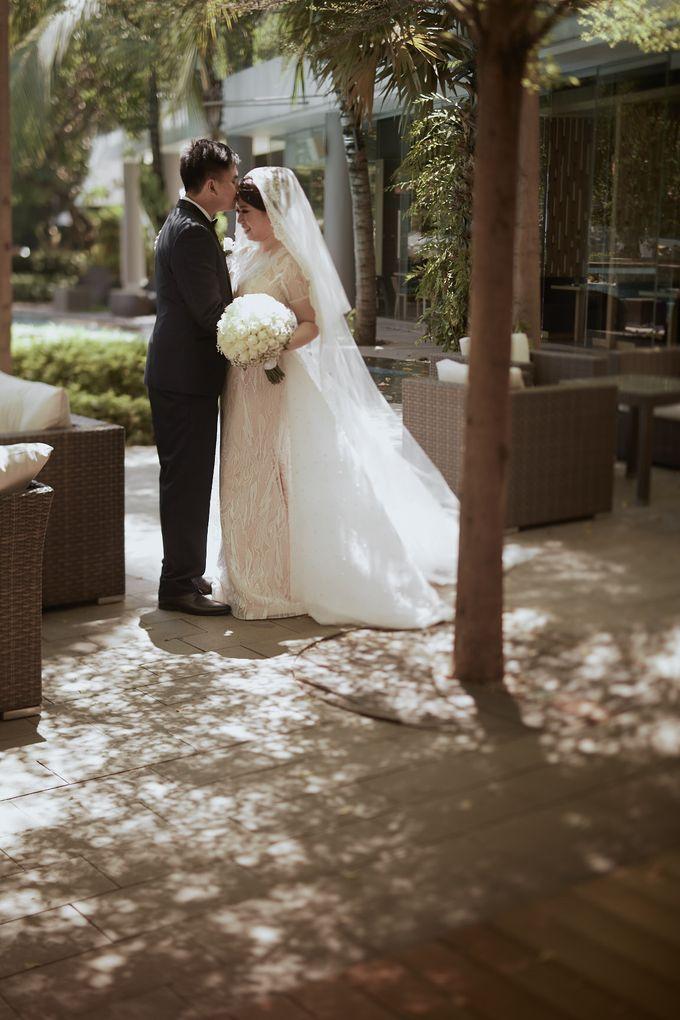 Max & Elvina Wedding - Holy Matrimony by Richard Costume Design - 004