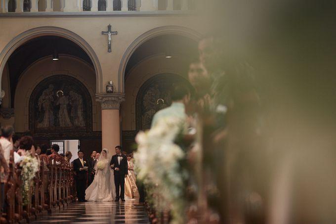 Max & Elvina Wedding - Holy Matrimony by Richard Costume Design - 006