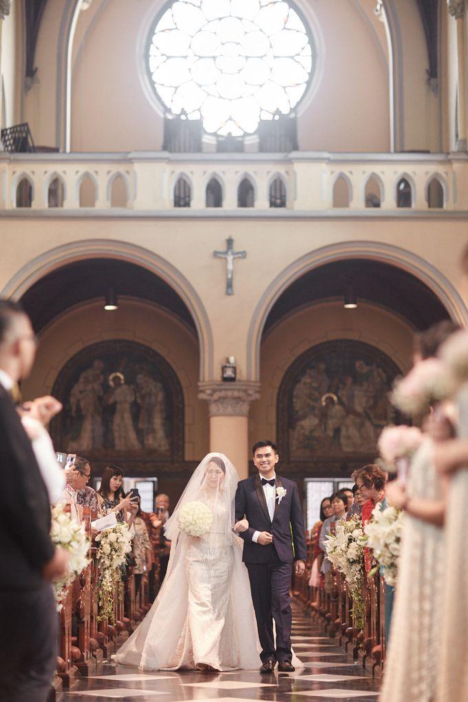 Max & Elvina Wedding - Holy Matrimony by Richard Costume Design - 008