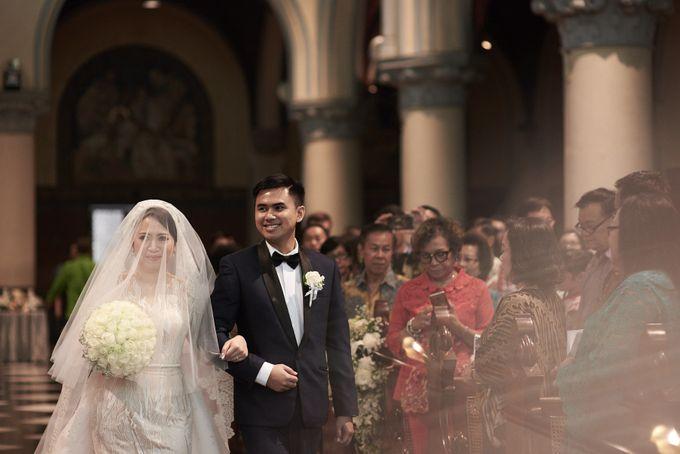 Max & Elvina Wedding - Holy Matrimony by Richard Costume Design - 007