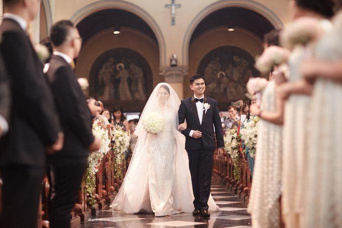 Max & Elvina Wedding - Holy Matrimony by Richard Costume Design - 009