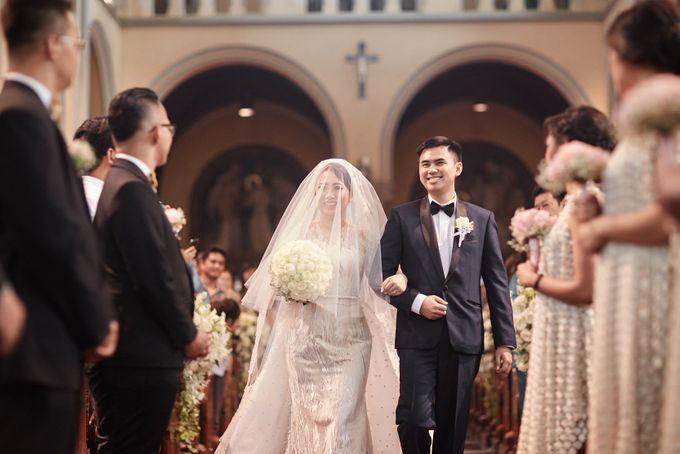 Max & Elvina Wedding - Holy Matrimony by Richard Costume Design - 010