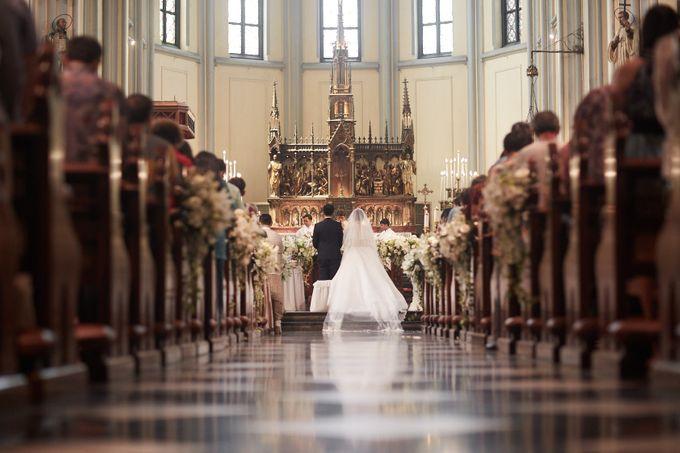 Max & Elvina Wedding - Holy Matrimony by Richard Costume Design - 011