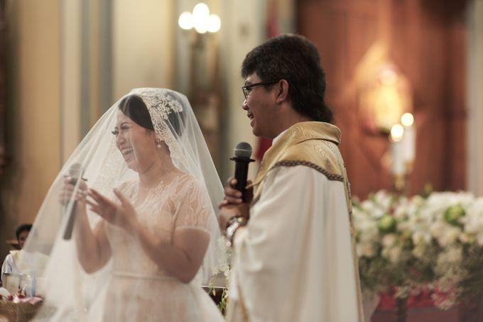 Max & Elvina Wedding - Holy Matrimony by Richard Costume Design - 013